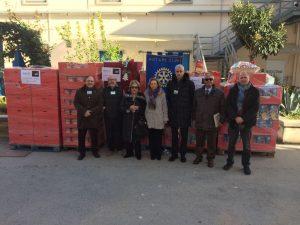 Latina. Casa Circondariale, il Rotary Club dona anche un armadio frigorifero