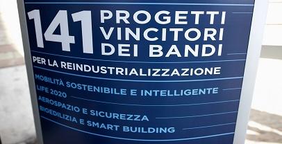 Regione Lazio. Sviluppo: presentati i 141 progetti finanziati