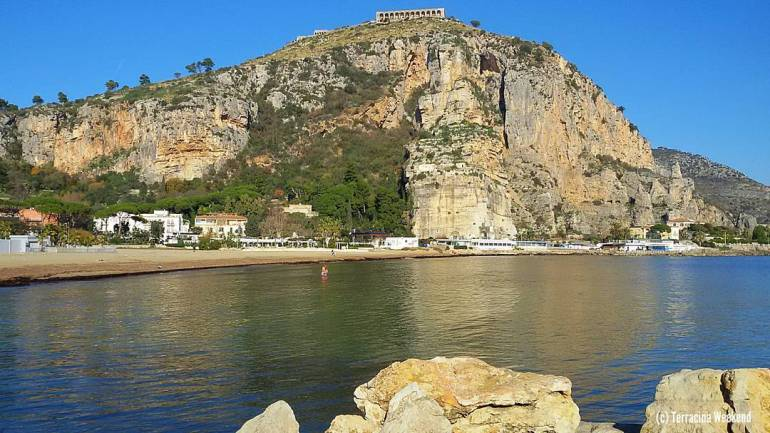 Terracina, Ormeggi sul mare della Riviera di Levante, documento del PD