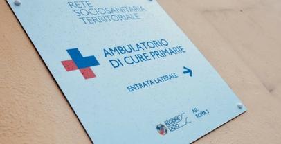 Sanità Regione Lazio: un nuovo ambulatorio per weekend e festivi