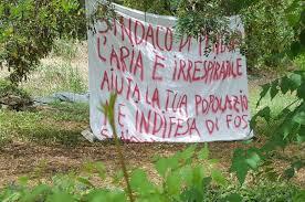 """Comitato Mazzocchio: """"La Sep ci intossica anche sotto sequestro"""""""