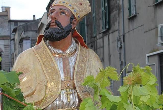 Terracina. Festa del 1° maggio, Festa di San Silviano