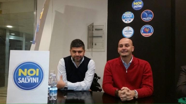 "L'on. Francesco Zicchieri (Lega) in una intervista su ""Latina Oggi"""