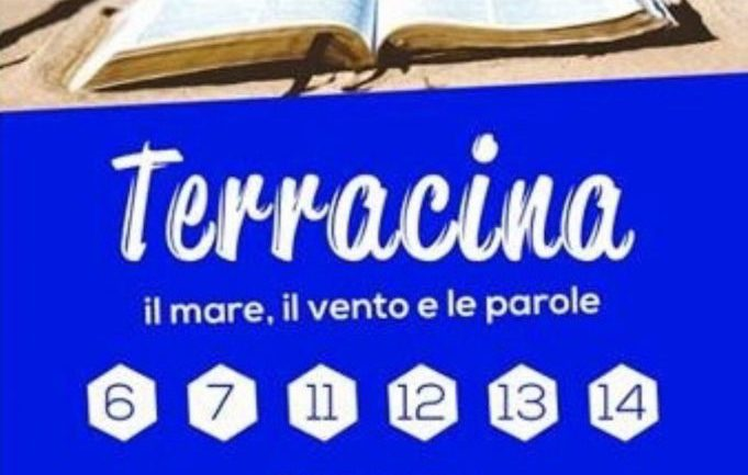 Terracina, il mare, il vento e le parole: parte la rassegna letteraria nel cuore del centro storico.