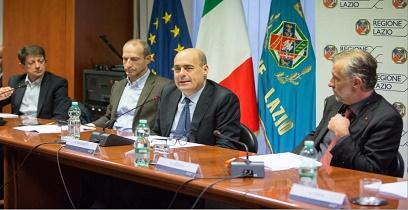 Regione Lazio. Lavoro:firmato il protocollo sulle relazioni sindacali
