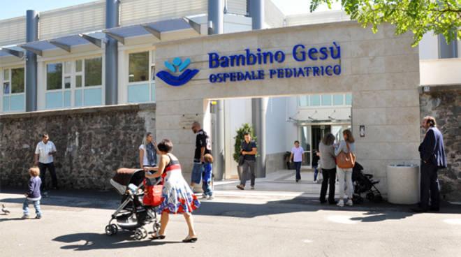 Ottima iniziativa Todis Lazio per Onlus Bambino Gesù