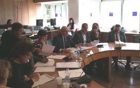 """Cup:in commissione regionale congiunta, impegno per la """"regione garante"""""""
