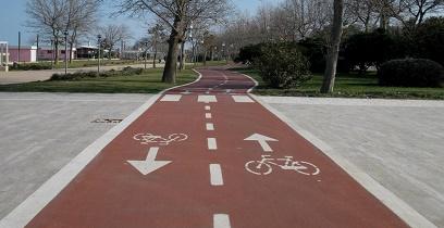 Regione Lazio: piste ciclabili, avviso per i Comuni