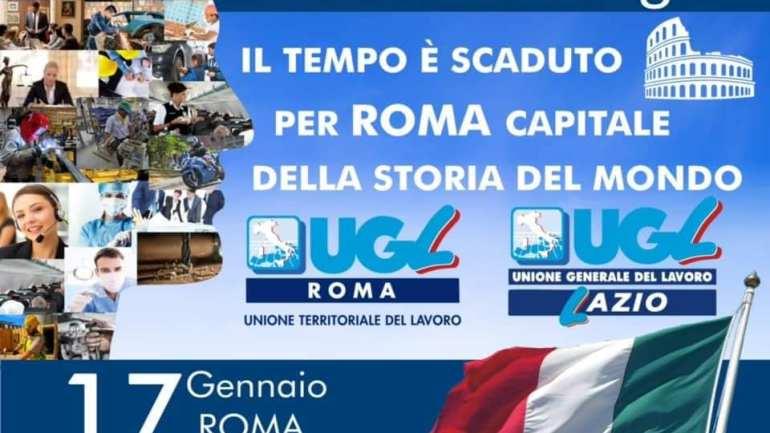 Roma … risorgi, l'evento dell'UGL