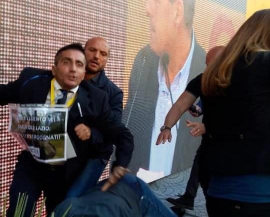 Regione Lazio. Zingaretti: un presidente forte con i deboli e debole con i forti