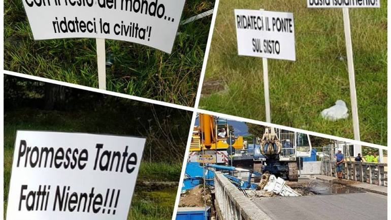 """Terracina. Uno sconcio chiamato """"Ponte sul fiume Sisto"""""""