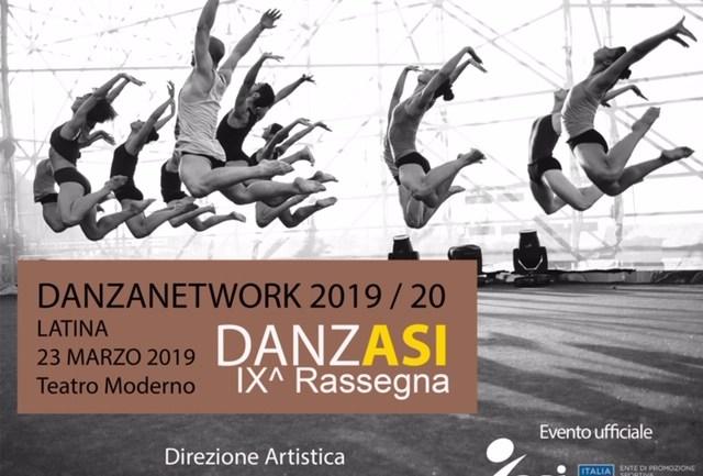Latina. DANZASI 2019, IX^ Rassegna Nazionale