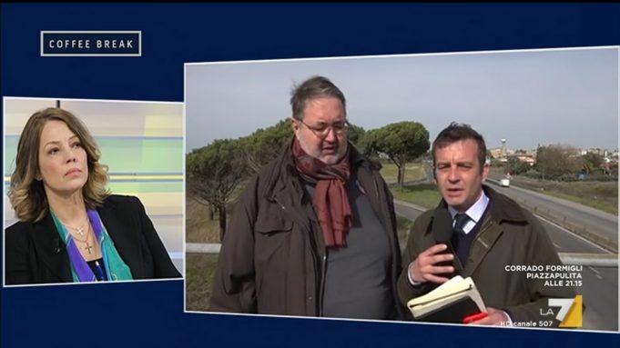 """Cisterna di Latina. """"La bretellone di Carturan"""" in tv"""