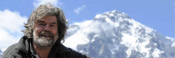 """Nanga Parbat, Messner:""""Scalarlo non è atto eroico"""""""