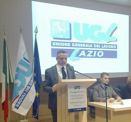 Per la questione Alitalia Valiani (UGL) scrive a Di Berardino
