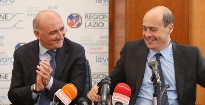 Regione Lazio. Leodori nominato vicepresidente