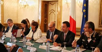Patto per la sicurezza di Roma, 2 milioni di euro dalla regione