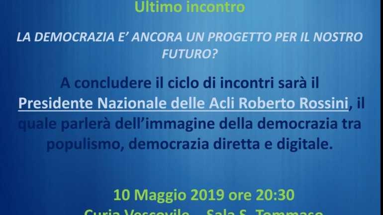 Latina. Venerdì seminario sullo stato della democrazia in Italia ed Europa
