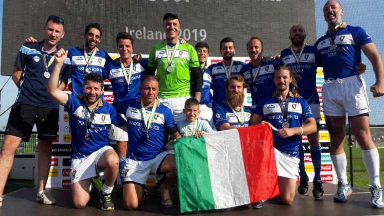 A Dublino i campionati mondiali sport Galetici