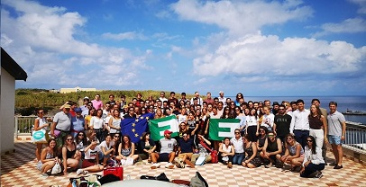 Ventotene:150 giovani per un'Italia Europea, un'Europa unita