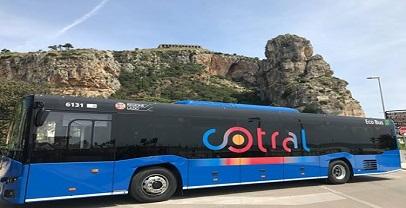 Cotral:a bordo dei bus aumenta la sicurezza per dipendenti e passeggeri
