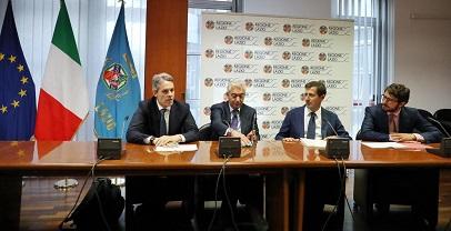 Regione Lazio. Firmato accordo Ater Invitalia per gestione gare di appalto
