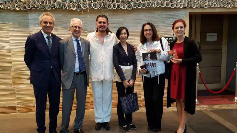 Successo del tour di Marco Lo Russo in Corea