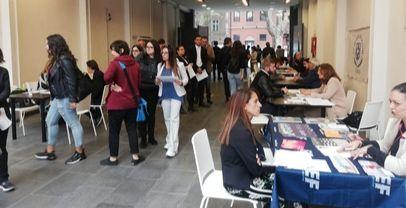Lavoro:a Empoyers Day colloqui e incontro con 300 giovani