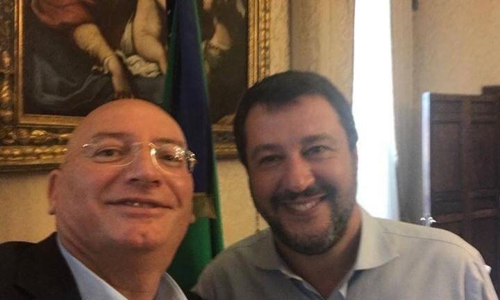 """Adinolfi (Lega): «Sabato a Roma per mandare a casa il governo dell'inciucio"""""""