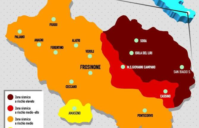 Prevenzione sismica:6 mln di euro per contributi in zona sismica