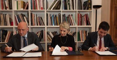 Regione. Cultura:siglato accordo di valorizzazione di Villa Altieri