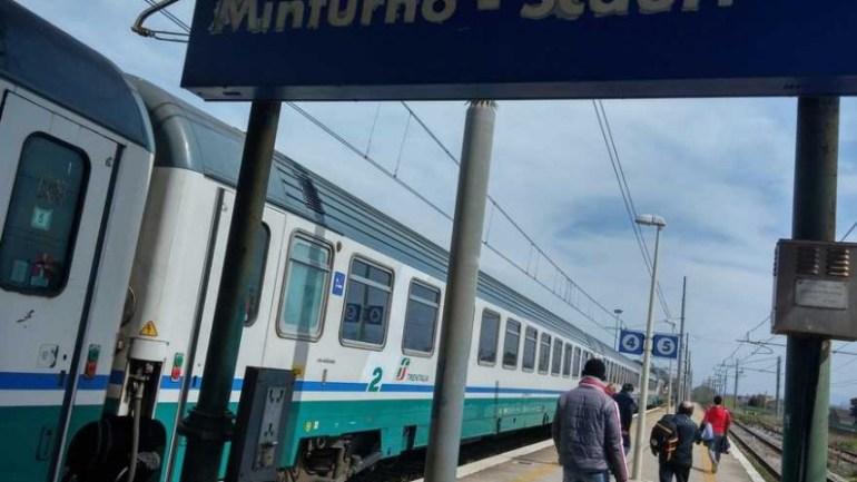 Minturno fuori dalla rete ferroviaria del Lazio