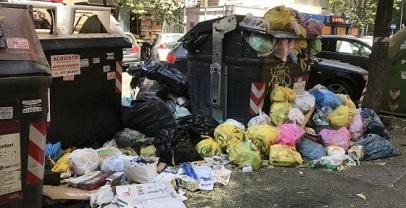 Roma – rifiuti. Valeriani:entro 5 giorni Campidoglio individui siti smaltimento