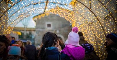 Natale:al via la festa delle meraviglie della Regione Lazio