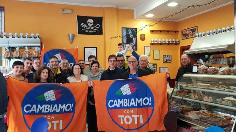 """Roma. """"Cambiamo"""" sbarca in IV Municipio"""