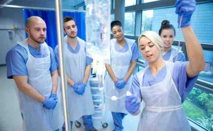 Sanità laziale:D'Amato, 258 vincitori e 7.472 idonei per il concorso infermieri