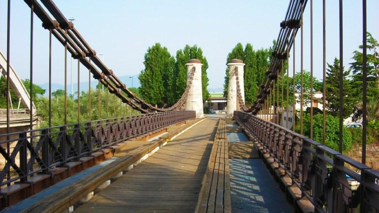 Il Senso della Storia  Ponte Real Ferdinando, di Minturno