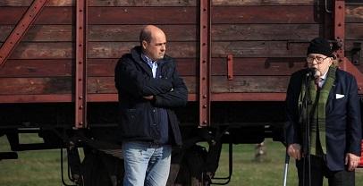 Shoah: addio a Piero Terracina