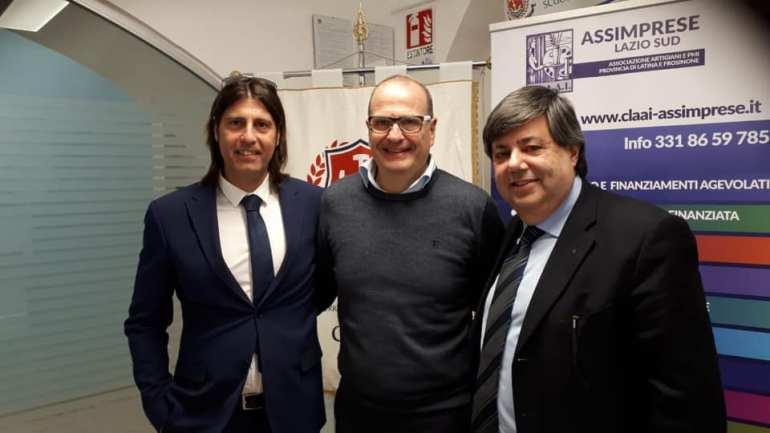 """Gaeta. Presentato alla Fondazione Caboto lo """"Sportello Imprese"""""""