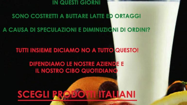 Roma, dura presa di posizione della Copagri al Governo