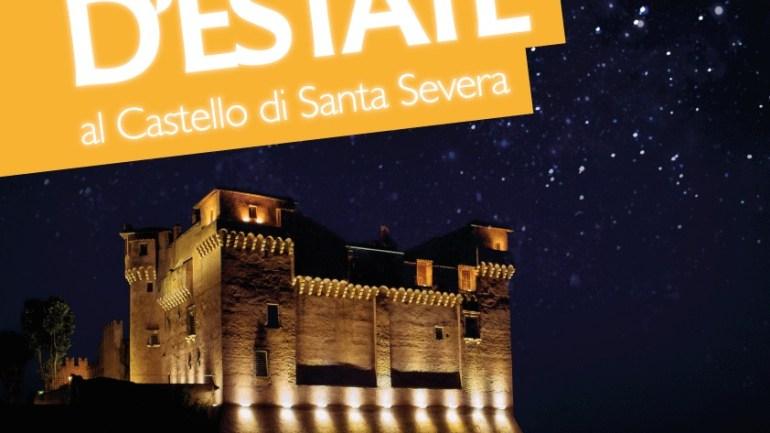 Santa Severa: il  calendario degli spettacoli  al Festival Sere d'Estate fino al 19 luglio