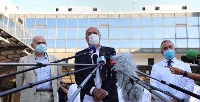La Regione Lazio consegna 5 mln di mascherine a molti istituti scolastici