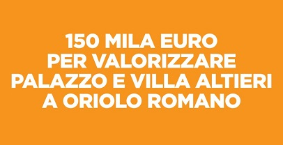 Regione Lazio: Dalla cultura 150 mila euro per valorizzare Villa Altieri