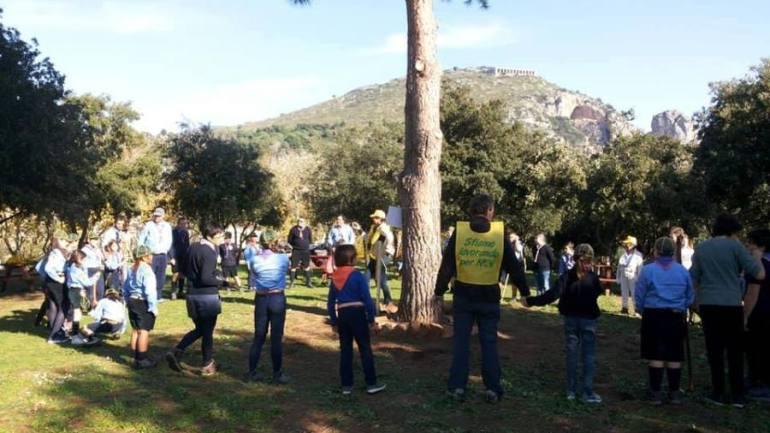 Legambiente Terracina celebra la Festa dell'Albero il 21 novembre prossimo