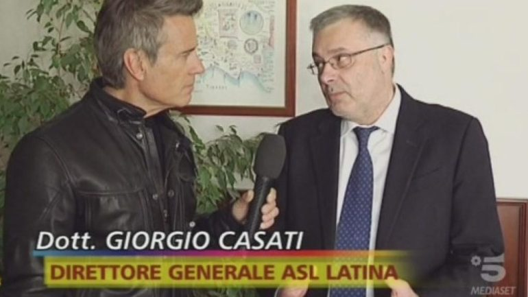 Giorgio Casati lascia la direzione ASL in salute.  Ora tocca a Giuseppe Visconti