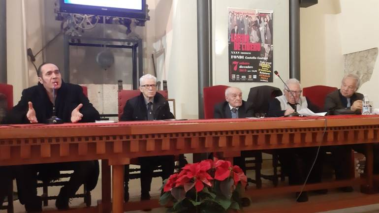"""Fondi. Torna il premio nazionale di poesia """"Libero de Libero"""": appuntamento in rete sabato 16 gennaio"""