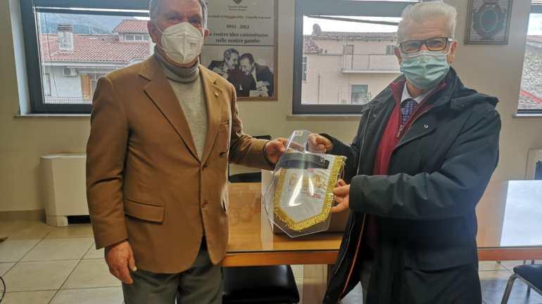 Il Rotary dona 40 visiere al Comune di Fondi: saranno consegnate ai medici di base