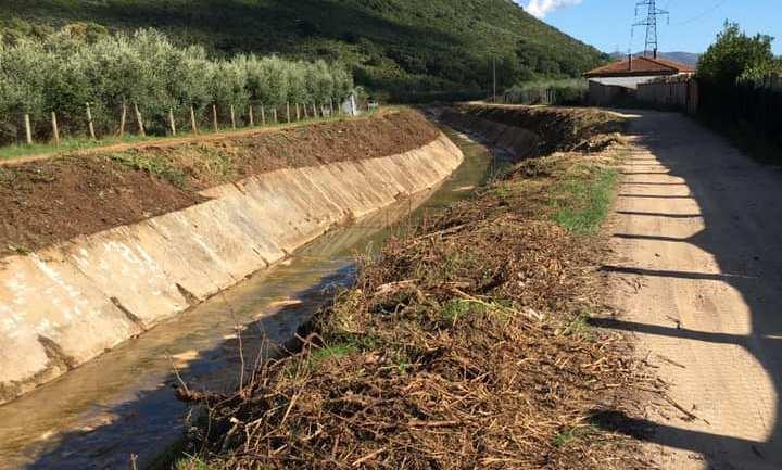 Meno risorse per la manutenzione dei canali: il grido d'allarme dei Comuni di Fondi e Monte San Biagio