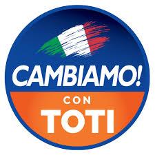 """""""Cambiamo con Toti"""" comunicazione politica"""