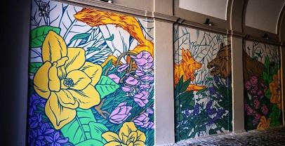 Cultura: al via primi 4 progetti 'Lazio street art'